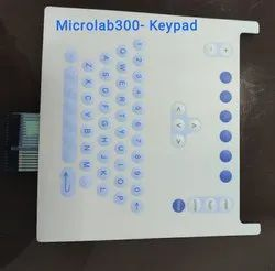Microlab 300 Analyzer -keypad