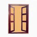 Color Coated Steel Window