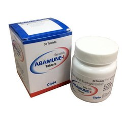 Abamune-L (Abacavir (600 mg) Lamivudine (300 mg)