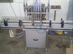 Automatic Filling Machine (Syringe Base)