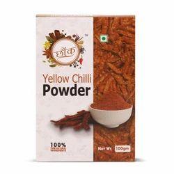 Chounk 100 g Yellow Chilli Powder
