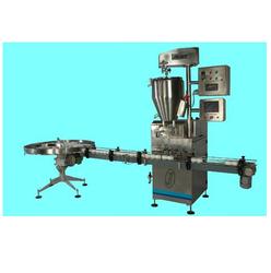 Cream Lotion Filling Machine, Electric