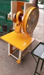 BKS Chappal Sole Cutting Machine, Production Capacity: 15, for Hawai Chappal