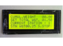 Accurate Batch Weighing System