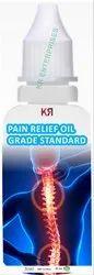 Pain Relief Oil Grade Standard