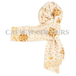 Wool Modal Printed Scarves