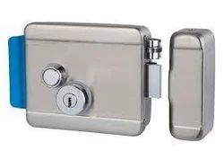 CP Plus RFID Remote Door Lock, Mechanical Key, Stainless Steel