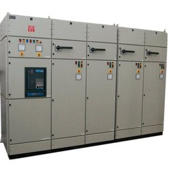 Three Phase HT Electric Control Panel