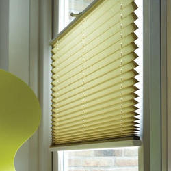 Polyester Vertical Pleated Blinds