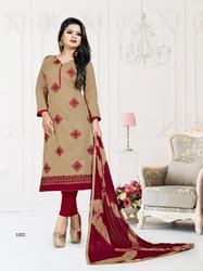 Navkar Maling Vol-2 Series 1001-1012 Stylish Party Wear Cotton Suit