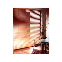 Plain Bamboo Window Blind