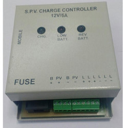 12V/6A Charge Controller