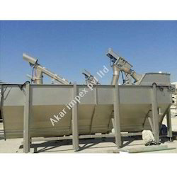 Grit Removal Waste Water System