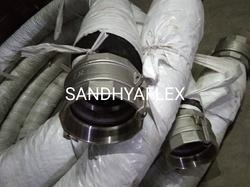 Oil Suction and Discharge Rubber Hose with Camlock Fitting