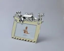 Noah''s Ark Theme Enameled Kids Photo Frame