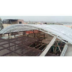 Heavy Duty Roof Structural Fabrication