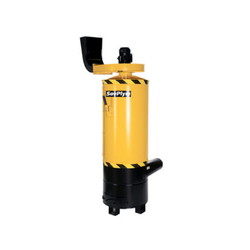 Robust and Compact PU Dust Collector