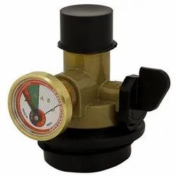 LPG Brass Gas Safety Device Gas Leakage Detector Auto Cut Off