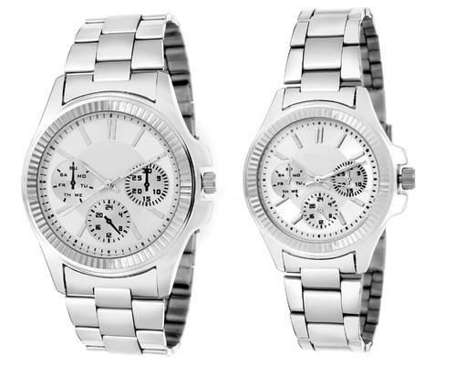 couple gifts watches set at rs 600 set gifts watches id