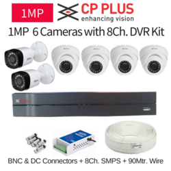 CP Plus Digital Video Recorder CP-ENR-1504 - CP Puls