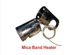 Mica Band Heater