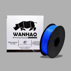 Wanhao Original Blue PLA 1.75mm 3D Printer Filament
