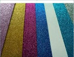 Glitter Sheets For CD Sequins (125 Microns)