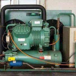 Industrial Refrigeration Compressor