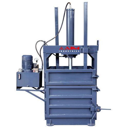 Vertical Waste Paper Baling Press