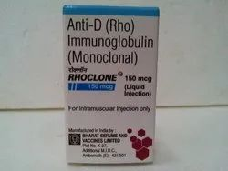 Rhoclone 150 MCG Injection