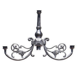 DBR-020 Cast Iron Street Bracket