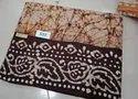 Batik Crak W/b Saree