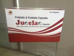 Jucelac Prebiotic & Probiotic Capsules