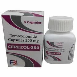 Temozolomide Capsules 250 mg