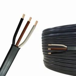 3 Core Flat Cable Three Core Flat Cable Latest Price