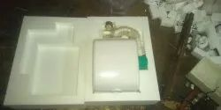 White Box Thermocol Packaging (Customize), Density: 18, Capacity: 25kg