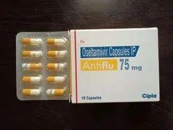 Antiflu Oseltamivir Capsules IP 75 mg