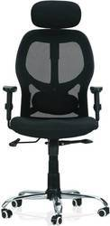 Shree Mann Black Office Chairs, Size: Light