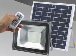 SOLAR FLOOD LIGHT -10W