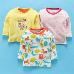 PRINTED Girl & Boy Baby Dresses, 1-3 Years