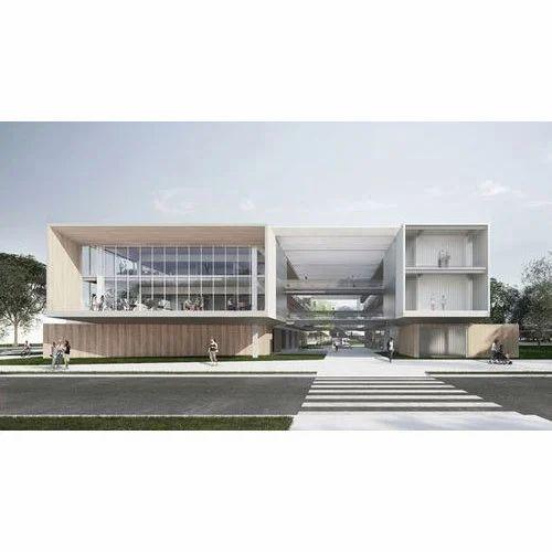 Institutional Interior Designing, Location: Ahmedabad