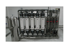 Semi-Automatic Ultra Filtration System