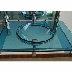 Viva Ceramic Glass Wash Basin