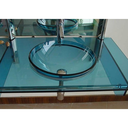 Viva Ceramic Glass Wash Basin