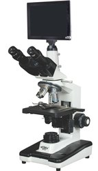 WESWOX  BINOCULAR RESEARCH MICROSCOPE