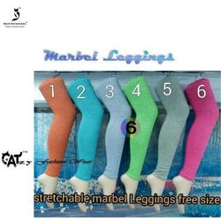 Catzy Churidar High Quality Stretchable Leggings, Size: S-XXL