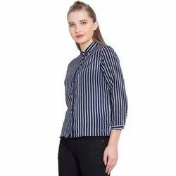 Crepe Lining Stylesberry Branded Women Shirt