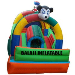 Micky Mouse Bounce An Slide Inflatable