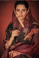 Kimora Heer Vol-57 Organza Digital Print Straight Salwar Kameez Catalog