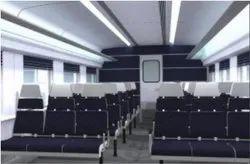 Rail Car Interiors